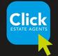 Click Estate Agents Logo