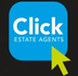 Click Estate Agents logo