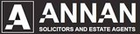Annan Solicitors & Estate Agents logo