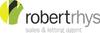 Robert Rhys @ Cabot Circus logo