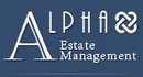 Alpha Estate Management logo