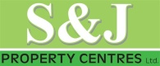 S and J Property Centres Logo