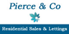 Pierce & Co Residential Sales & Lettings logo