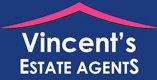 Vincent's Estate Agents Logo