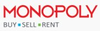 Monopoly Buy Sell Rent logo