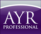 AYR Professional logo