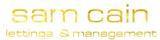 Sam Cain Logo
