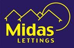 Midas Lettings logo