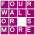 Four Walls or More logo