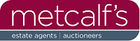 Metcalf's Estate Agents logo
