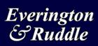 Logo of Everington & Ruddle
