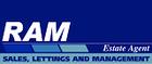 RAM Ilford logo
