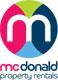 McDonald Property Rentals Logo