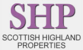 Scottish Highland Properties logo