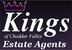 Kings of Cheddar Valley Estate Agents logo