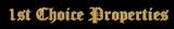 1st Choice Properties. London Ltd Logo
