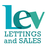 LEV Lettings & Sales logo