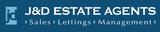 J&D Estates Agents Logo