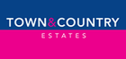 Town & Country Estates logo