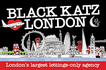 Black Katz - Islington Logo