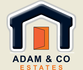 Adam & Co Estates logo