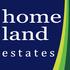 Logo of Homeland Estates
