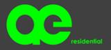 AE Residential Logo