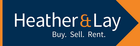 Heather and Lay Estate Agents logo