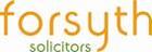 Forsyth Solicitors logo