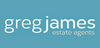 Greg James Estate Agents logo