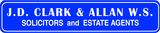 JD Clark and Allan Ltd Logo