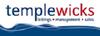 TempleWicks logo