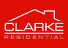 Clarke Residential logo