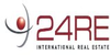 24 REAL ESTATE logo