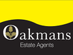 Oakmans Estate Agents Logo