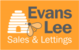 Evans Lee Sales & Lettings logo