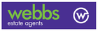 Webbs Estate Agents logo
