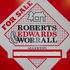 Roberts Edwards & Worrall Logo