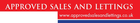 Approved Sales & Lettings logo