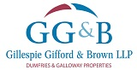 Logo of Gillespie Gifford and Brown