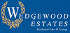 Wedgewood Estates logo