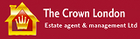The Crown London logo
