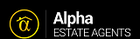 Alpha Estate Agents logo