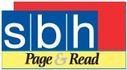 SBH Page & Read logo