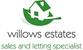 Willows Estates Sales and Letting Specialist logo