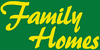 Family Homes logo