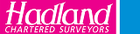 Hadland Chartered Surveyors logo