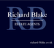 Richard Blake Estate Agents logo