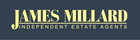 James Millard Independent Estate Agents logo