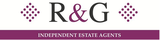 R&G Estate Agents Logo